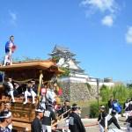 岸和田のだんじり祭