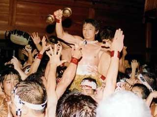 全国の裸祭り