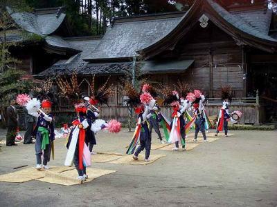 三嶋神社秋季大祭