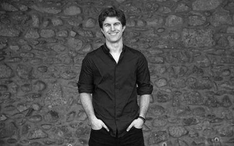 Florian Sägesser, écrivain / Crédit: Samuel Fromhold/Matuvu'