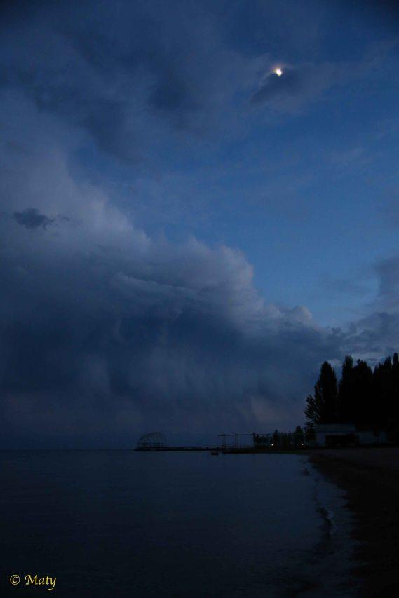 Lake Issyk Kul