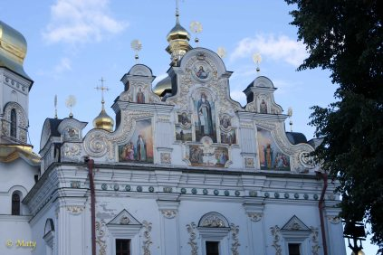 Cathedral of the Dormition - Pecherska Lavra Monastery
