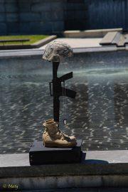 Memorial to the Fallen Soldier