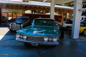 Sea Green 1959 Oldsmobile Dynamic 88
