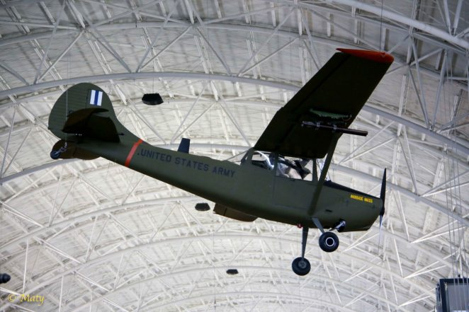 Cessna 0-1A Bird Dog