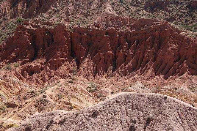 Complex of ravines in the Skazka site