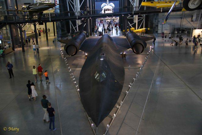 Lockheed SR-71 Blackbird in all its beauty