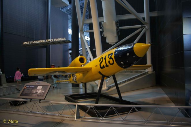 Loon Missile (or upgraded V-1)