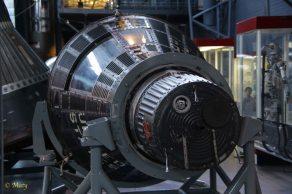 Mercury Capsule 15B Freedom 7 II