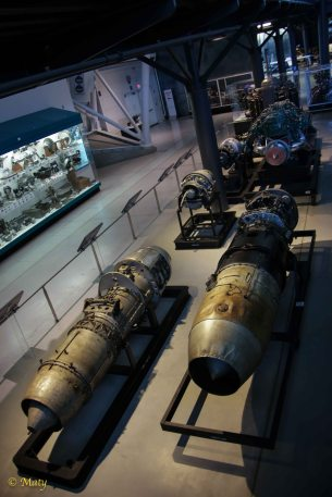 Propulsion systems display