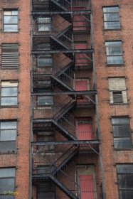 Fire escape - NYC Special!