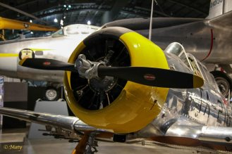 "North American T-6D ""Mosquito"""