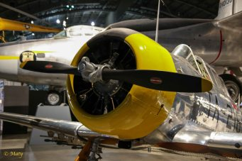 """North American T-6D """"Mosquito"""""""