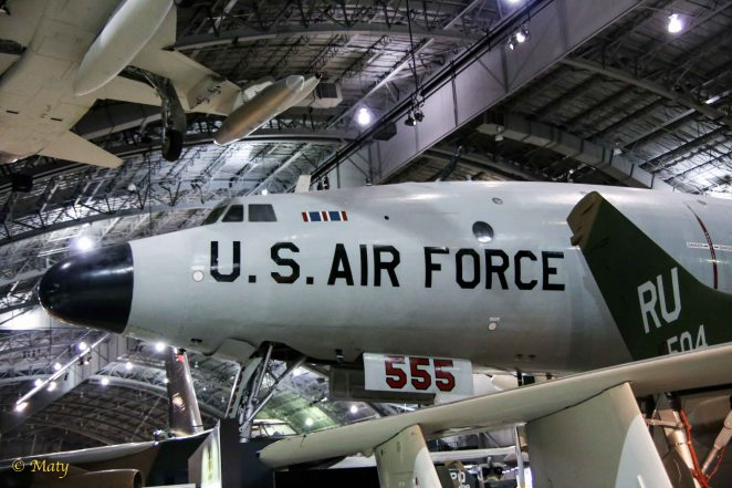 Lockheed EC-121D Constellation