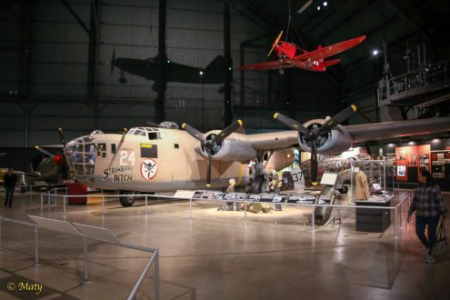 Consolidated B-24D Liberator