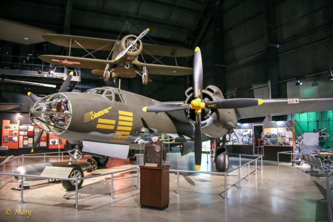 Martin B-26G Marauder