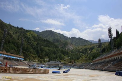 Medeu Stadium
