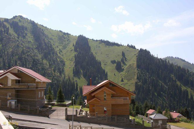 Shymbulak Ski Resort - classy!