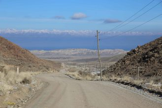 The true Silk Road passage!