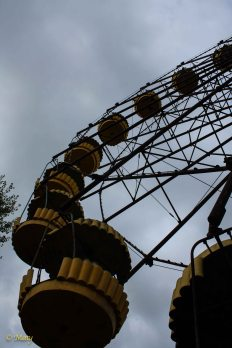 yeah, ferris wheels - city of Pripyat