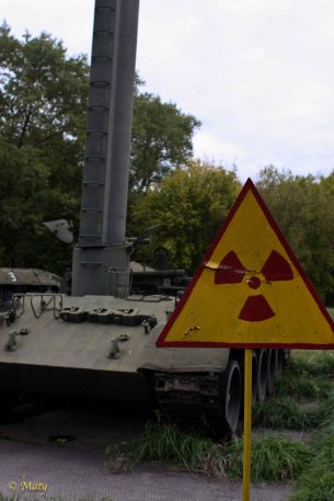 Chernobyl Nuclear Plant and Ghost City of Pripyat, Ukraine, October 2010 18