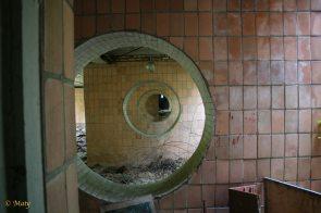inside the elementary school - city of Pripyat