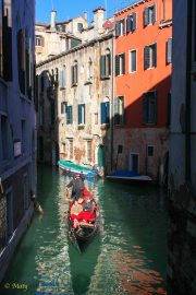 it is nice to enjoy the ride in gondola