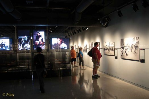 Exploring photos awarded Pulitzer.