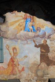 Mohrenplatz - religious paintings in detail
