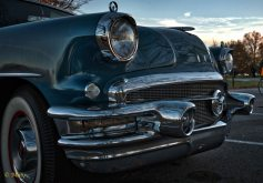 1956 Buick Special - got to love that front