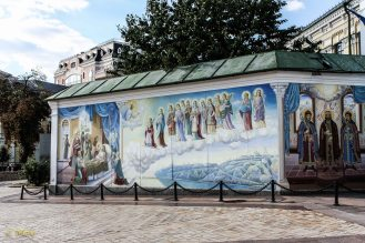 Another religious mural