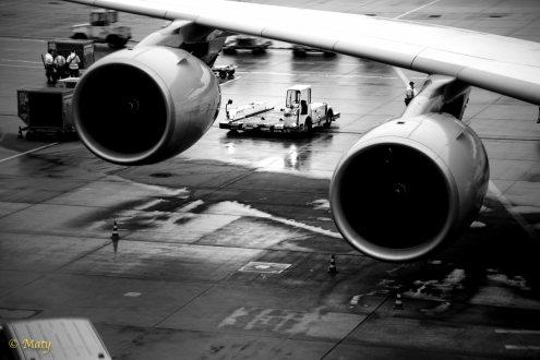 Rolls-Royce Trent 970 engines