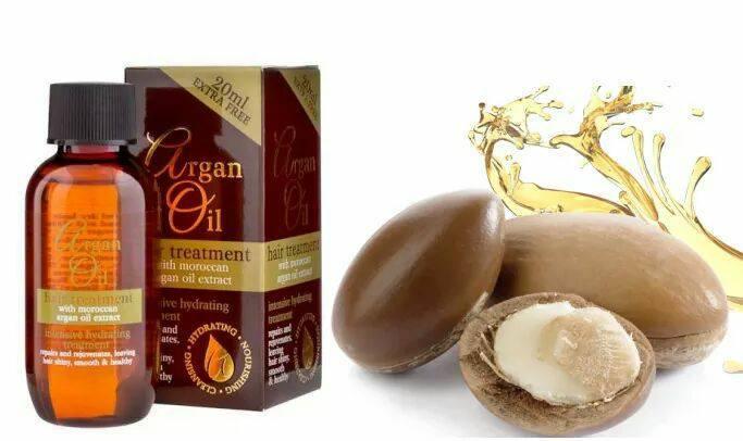 XPEL Argan Oil Hair Treatment – 50ml
