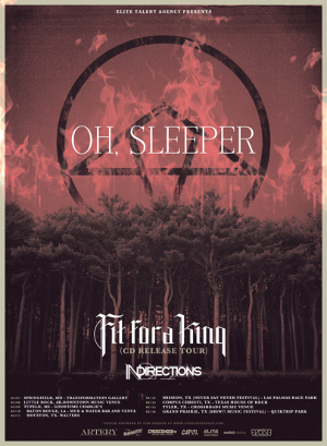 Oh Sleeper_Fit For a King