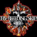 Thy Bleeding Skies logo