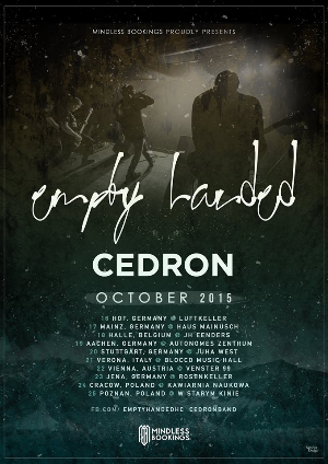cedron/empty handed_2015