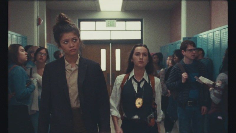 """Euphoria: 1×07 – """"The Trials and Tribulations of Trying to Pee While Depressed"""" Screen Captures"""