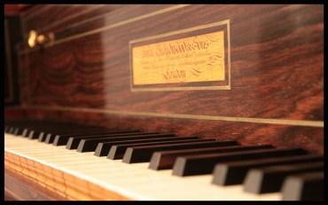 pianoforte John Broadwood & Sons 1822