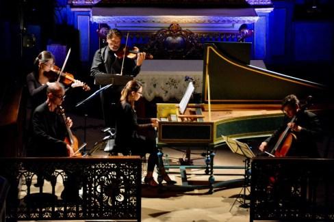 Crédit photo Festival Baroque en Tarentaise Bruno Berthier