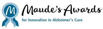 Maude's Awards for Innovation in Alzheimer's Care logo
