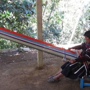Weaving-a-runner