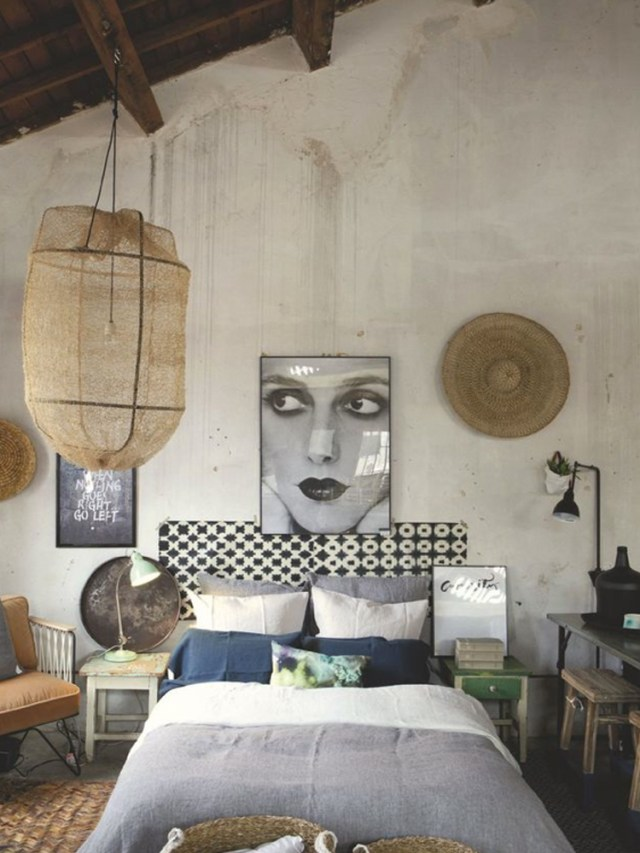 Bedroom inspiration: headboards