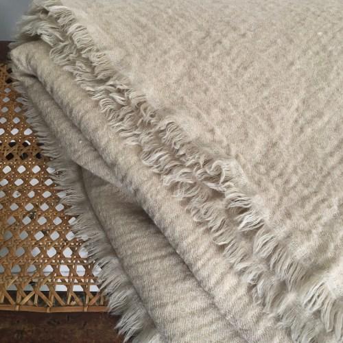 merino wool throw