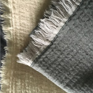 merino wool throw