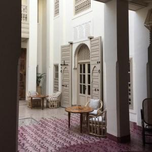 Riad design