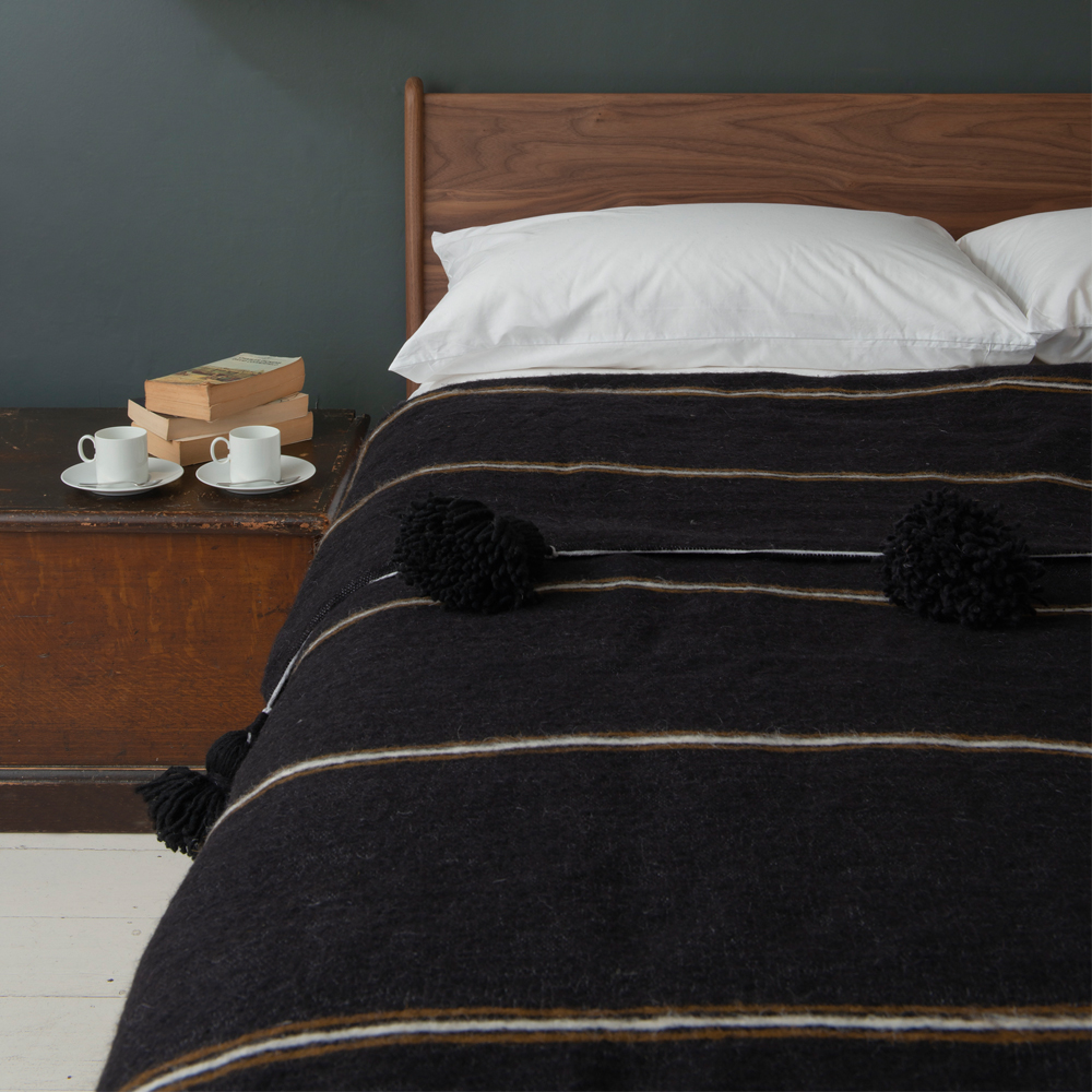 large wool blankets