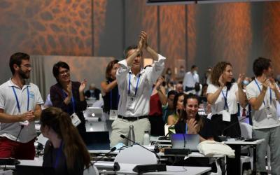 ¡Los colectivos locales finalmente son miembros de la UICN!