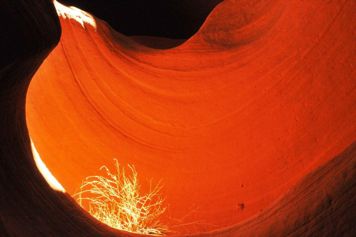 life lower antelope canyon