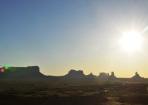 6h du mat Monument Valley