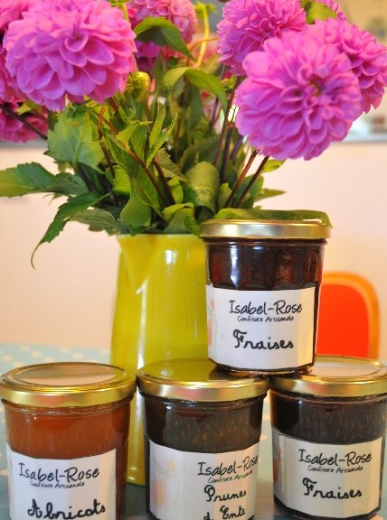 isabel rose confiture